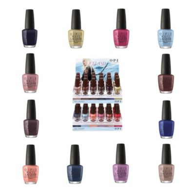 NEW! OPI Iceland Collection